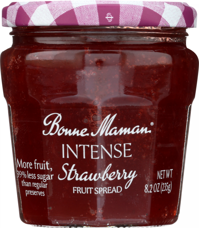 Front view of Intense - Strawberry Spread unit