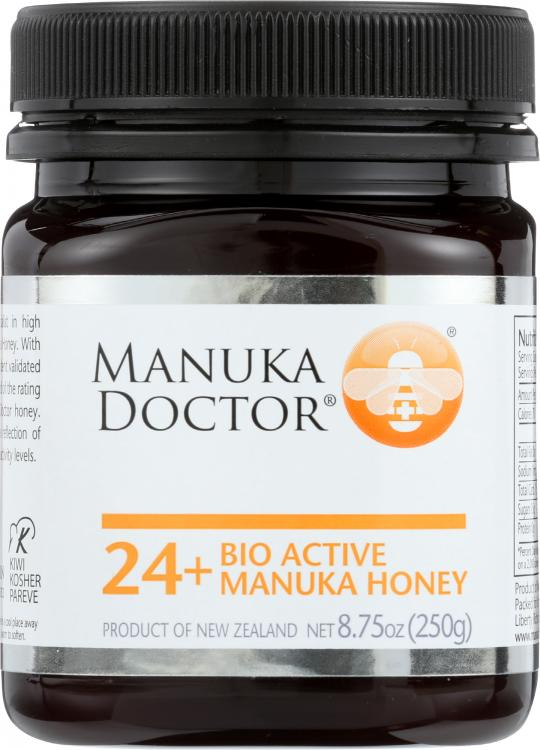 Bio Active 24+ Manuka Honey 8.75 OZ