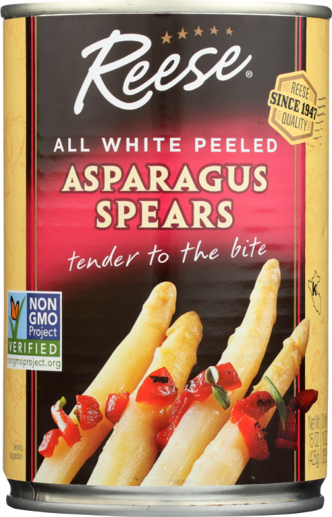 White Asparagus Spears World Finer Foods