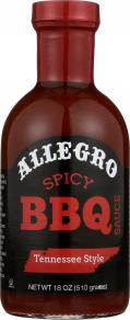 Spicy BBQ Sauce