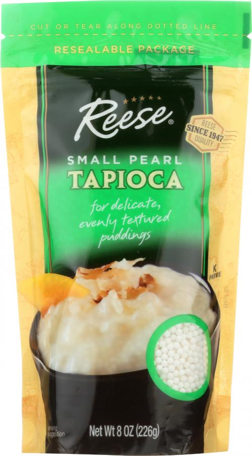 small tapioca pearls how to cook