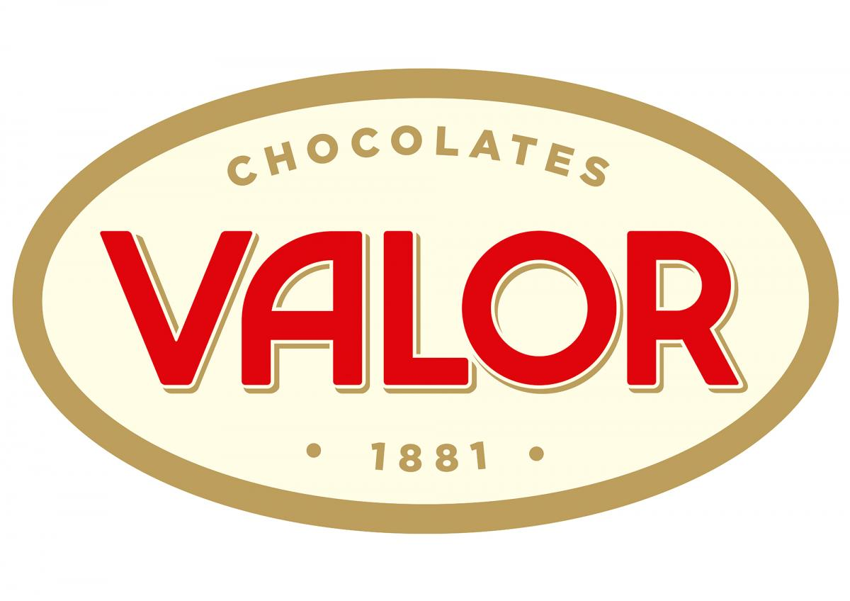 Valor Chocolates logo