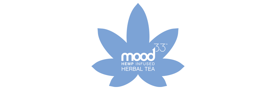Mood 33 Logo - CBD Infused Beverage